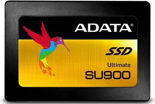 Твердотельный накопитель SSD 2.5 1Tb A-Data SU900 Read 560Mb/s Write 525Mb/s SATAIII ASU900SS-1TM-C