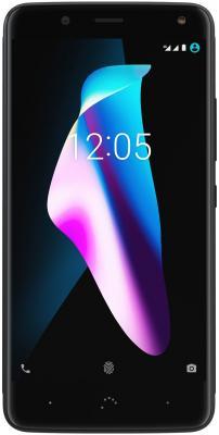 Смартфон BQ Aquaris V 16 Гб черный (C000287) смартфон