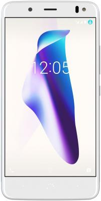 Смартфон BQ Aquaris V 16 Гб белый золотистый (C000288)