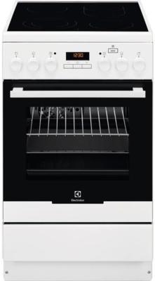 Электрическая плита Electrolux EKC954908W белый