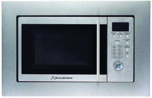СВЧ Schaub Lorenz SLM EE21D 800 Вт серебристый