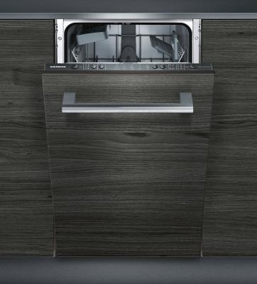 Посудомоечная машина Siemens SR615X40IR чёрный siemens sr 26t897