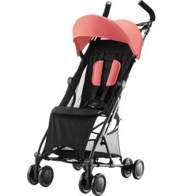 Фото - Коляска прогулочная Britax Holiday (coral peach) коляска прогулочная everflo safari grey e 230 luxe
