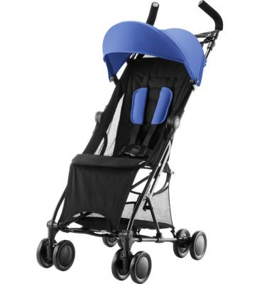Фото - Коляска прогулочная Britax Holiday (ocean blue) коляска прогулочная everflo safari grey e 230 luxe