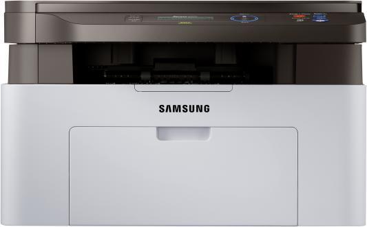 МФУ Samsung SL-M2070 ч/б A4 20ppm 1200x1200dpi USB мфу kyocera fs 1020mfp ч б a4 20ppm 1800x600dpi usb
