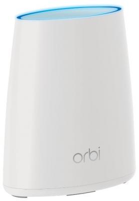 Ретранслятор NetGear RBS40-100PES 802.11abgnac 2132Mbps 2.4 ГГц 5 ГГц 4xLAN белый ретранслятор netgear ex6400 100pes 802 11n 1900mbps 2 4 ггц 5 ггц белый