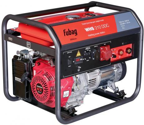 Фото - Электростанция сварочная WHS 210 DDC (Honda_380-220В) бензиновая imported lowara original ddc3 2 pump drive ddc 32 ddc pump water cooling