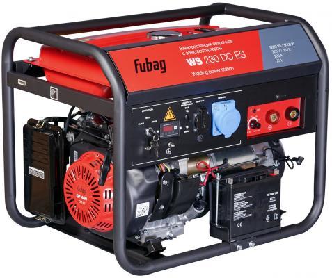 Электростанция сварочная WS 230 DC ES бензиновая (220В) бензиновая электростанция fubag hs 2500