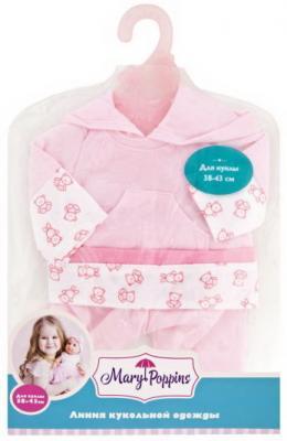 Одежда для куклы 38-43см, костюм. цена