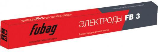 Электрод сварочный с рутиловым покрытием FB 3 D2.5 мм (пачка 1 кг)