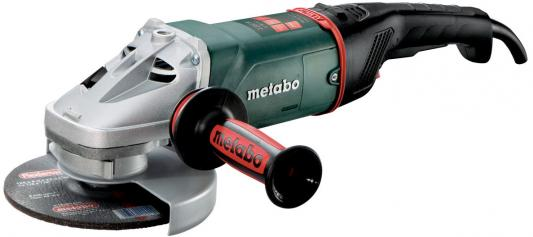 Углошлифовальная машина Metabo WE 22-180 MVT 180 мм 2200 Вт шлифмашина угловая metabo we 22230 mvt 606464000