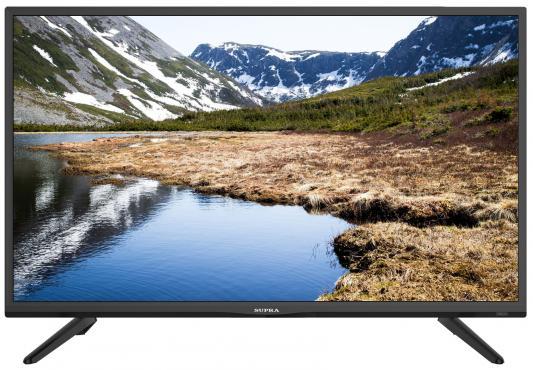 Телевизор Supra STV-LC40LT0010F черный воблер tsuribito pop f цвет 030 75 мм