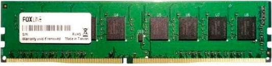 Оперативная память 8Gb PC4-19200 2400MHz DDR4 DIMM Foxline FL2400D4U17S-8G