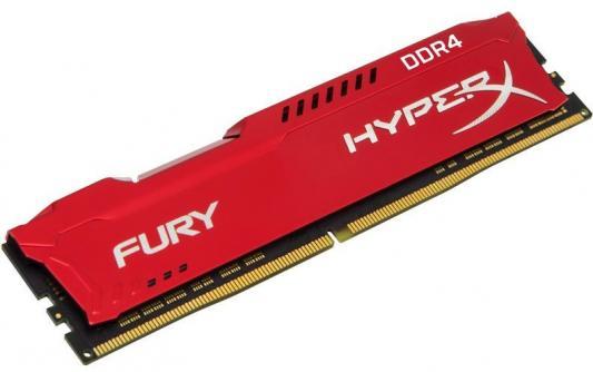 Оперативная память 8Gb PC4-25600 3200MHz DDR4 DIMM CL18 Kingston HX432C18FR2/8 оперативная память для ноутбуков so ddr4 8gb pc17000 2133mhz kingston kvr21s15s8 8
