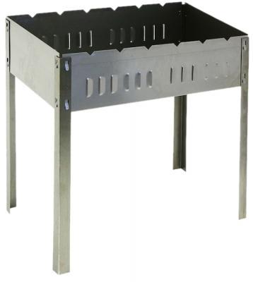 BOYSCOUT Мангал 500х300х500 мм сборный без шампуров в картонной коробке hot pot мангал 300х240х300 мм сборный без шампуров в коробке 20