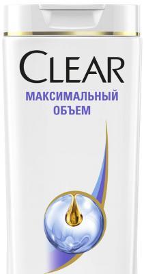 Шампунь Clear Максимальный объем 200 мл 67300871 шампунь clear ледяная свежесть с ментолом 200 мл 67299617