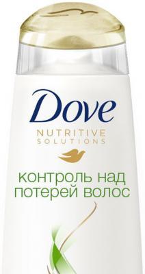 Шампунь Dove Контроль над потерей волос 250 мл 67169546 шампунь dove сила и блеск 250 мл
