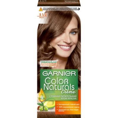 GARNIER Краска для волос Color Naturals 5 1/2 Мокко