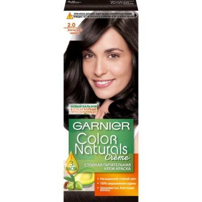 GARNIER Краска для волос Color Naturals 2 Элегантный черный