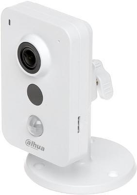 "Камера IP WiFi миниатюрная, 1/2.9"" 2M CMOS, H.265/H.264, 25fps@1080p, PIR-датчик, ИК подсветка 10м, объектив 2,8 мм, Micro SD, Alarm 1/1, микрофон/динамик, DC12V, -10C~+60C DH-IPC-K26P reliable original g90b wifi gsm alarm system gprs surveillance ip camera alarm system smart home security alarm rfid keypad"