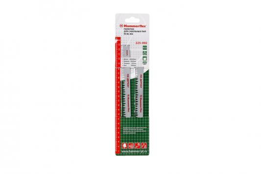Полотно для сабельных пил Hammer Flex 225-002  S1531L 240x19x1.50мм дерево (2шт)