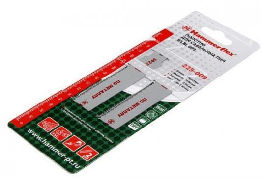 Полотно для сабельных пил Hammer Flex 225-009  S922VF 150x19x0.90мм дер/мет/пласт (2шт)