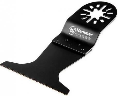 Полотно пильное для МФИ Hammer Flex 220-032 MF-AC 032 погружное, BIM, 65*34*96мм, дерево полотно пильное для мфи hammer flex 220 037 mf ac 037 погружное 34 34 92мм твердое дерево