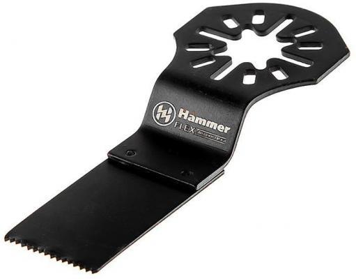 Полотно пильное для МФИ Hammer Flex 220-039 MF-AC 039 погружное, BIM, 20*32.5*30мм, дерево/гвозди