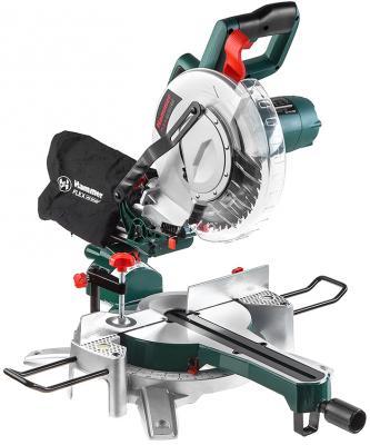 Пила торцовочная (стусло) Hammer Flex STL1800/255P 1800Вт 5000об/мин круг 255мм гл. 83мм пила торцовочная стусло hammer flex stl1800 255p
