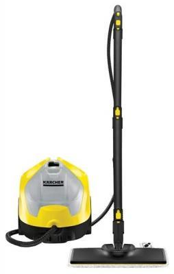 Пароочиститель Karcher SC 4 EasyFix 2000Вт жёлтый чёрный 1.512-450.0 пистолет edison giocattoli long boy western
