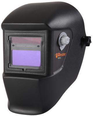 Маска сварочная WESTER WH5 990-023 Хамелеон, с регулировкой затемнения DIN 9-13 цена