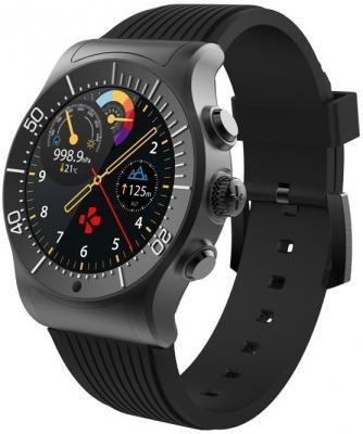 Смарт-часы MyKronoz ZeSport black цена и фото