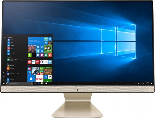 Моноблок 23.8 ASUS Vivo AiO V241ICGK-BA111T 1920 x 1080 Intel Core i5-8250U 4Gb 1Tb nVidia GeForce GT 930МХ 2048 Мб Windows 10 Home черный 90PT01W1-M09240 моноблок asus vivo aio v200ibuk bc020x