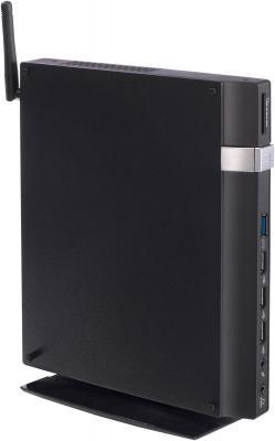 Неттоп ASUS VivoPC E210-B0620 Intel Celeron N2807 4 Гб 32 Гб Intel HD Graphics DOS 90PX0061-M01830 неттоп asus vivopc e410 b029a slim 90px0091 m01810