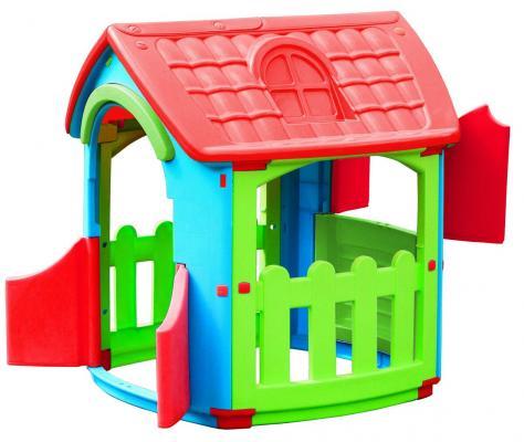 Игровой домик Pic'n Mix Домик со светом и музыкой набор фигурок brix n clix фея ла ди и яблочный домик 9 см 84208 2