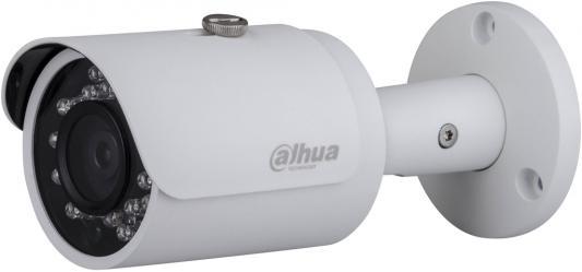 """Видеокамера Dahua DH-IPC-HFW1230SP-0360B-S2 CMOS 1/2.7"""" 3.6 мм 1920 x 1080 Н.265 H.264 H.264+ H.265+ MJPEG RJ-45 LAN PoE белый"""
