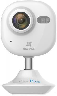 """цены на Видеокамера EZVIZ CS-CV200-A0-52WFR CMOS 1/2.7"""" 2.8 мм 1920 x 1080 H.264 MJPEG RJ-45 LAN Wi-Fi PoE белый  в интернет-магазинах"""