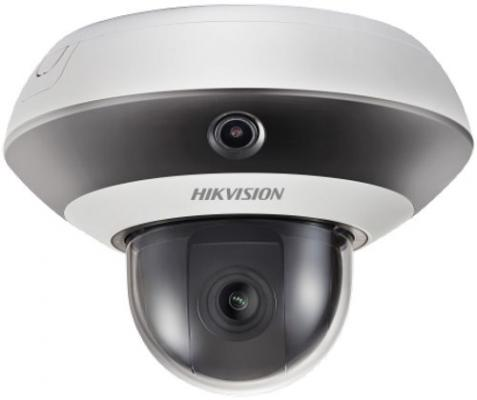 Камера IP Hikvision DS-2PT3122IZ-DE3 CMOS 1/2.8 12 мм 1920 x 1080 H.264 Н.265 RJ-45 LAN PoE белый черный