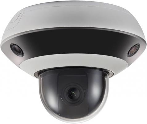 Камера IP Hikvision DS-2PT3326IZ-DE3 CMOS 1/2.8 12 мм 1920 x 1080 H.264 Н.265 RJ-45 LAN PoE белый черный hd 1080p indoor poe dome ip camera vandal proof onvif infrared cctv surveillance security cmos night vision webcam freeshipping
