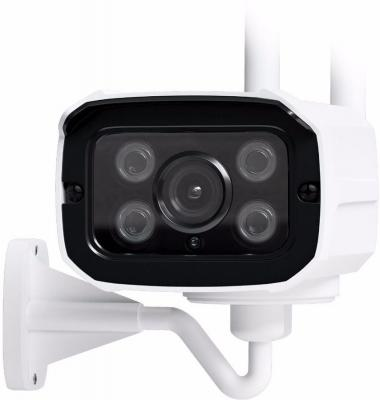 Камера IP Rubetek RV-3405 CMOS 3.6 мм 1280 x 720 H.264 Wi-Fi RJ-45 LAN PoE белый hd 1080p indoor poe dome ip camera vandal proof onvif infrared cctv surveillance security cmos night vision webcam freeshipping