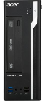 Компьютер Acer Veriton X2640G SFF Intel Core i3 7100 4 Гб 500 Гб Intel HD Graphics 630 DOS (DT.VPUER.160)