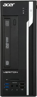 ПК Acer Veriton X2640G SFF P G4560/4Gb/500Gb 7.2k/HDG/Windows 10 Professional/GbitEth/клавиатура/мышь/черный клавиатура hid драйвер скачать windows 10
