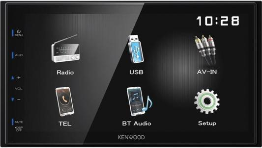 Автомагнитола Kenwood DMX110BT USB MP3 FM 2DIN 4х50Вт черный gregory porter gregory porter liquid spirit 2 lp