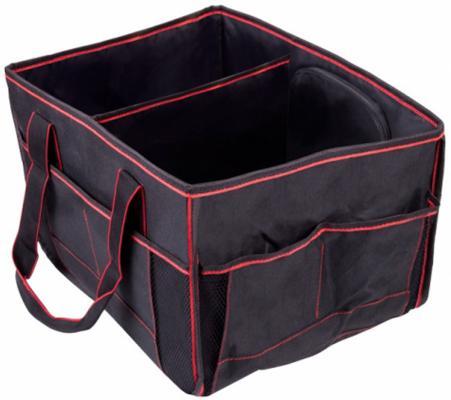 Органайзер в багажник Ritmix RAO-0867 черный/красный органайзер в багажник ritmix rao 1552 черный красный