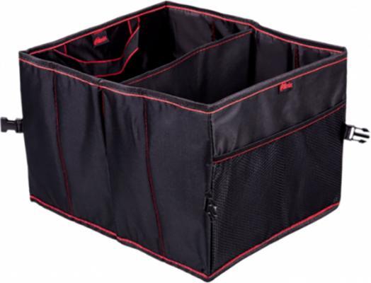 Органайзер в багажник Ritmix RAO-0553 черный/красный органайзер в багажник ritmix rao 1552 черный красный