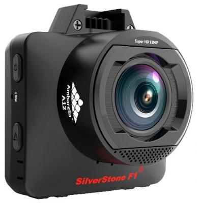 Видеорегистратор Silverstone F1 Hybrid Mini 2 170° microSD microSDXC датчик движения USB HDMI черный