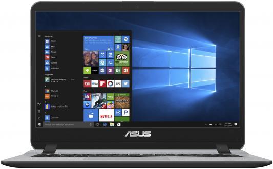 Ноутбук ASUS X407UA-EB018T (90NB0HP1-M01410) внешний аккумулятор asus zenpower abtu005 10050mah gold