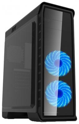 Корпус ATX GameMax G 9503X Elysium Без БП чёрный корпус atx deepcool dukase v2 без бп чёрный