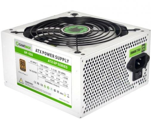 БП ATX 550 Вт GameMax GP-550 бп atx 550 вт gamemax gp 550