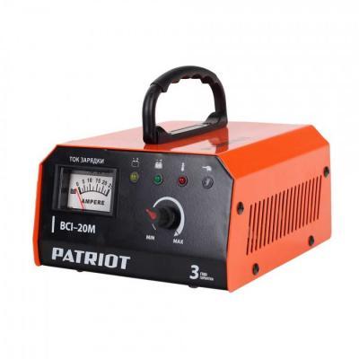 Зарядное устройство Patriot BCI-20M 650303420 зарядное